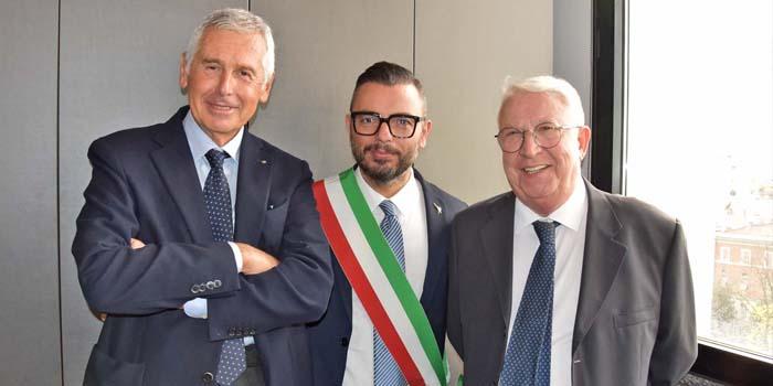 6 novembre 2019: inaugurata la sede di Forlì di Ciba Brokers